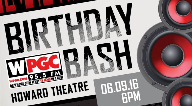 Desiigner gives a taste of what's to come at WPGC Birthday Bash