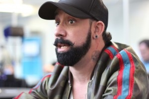 AJ Mclean x Anvil Cases team up for the Anvil Roadcase for iPhone 5/5s