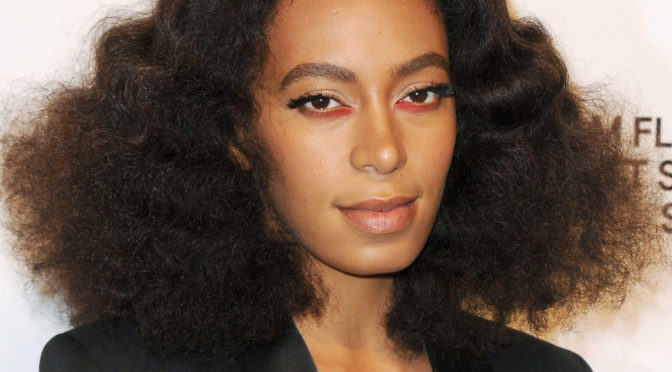 """Solange's """"A Seat At The Table"""" gets a wax release date"""