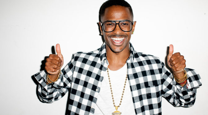 BIG SEAN POPS UP WITH A RACK OF POP-UP SHOPS