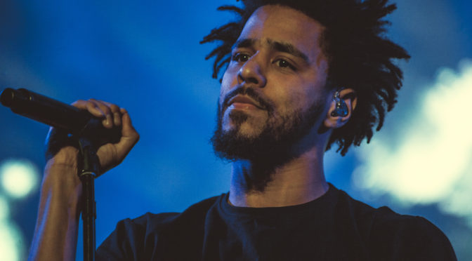 J COLE TOURING FOR '4 YOUR EYEZ ONLY'