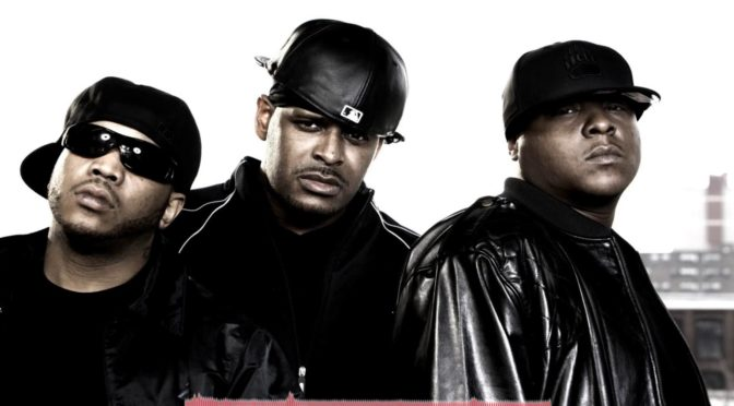 THE LOX ARE HITTING THE ROAD
