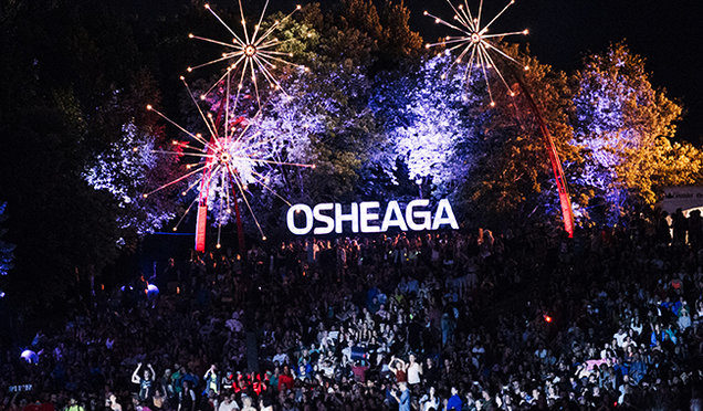 OSHEAGA MUSIC AND ARTS FESTIVAL ANNOUNCES LINEUP