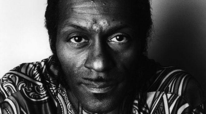 LEGENDARY PIONEER CHUCK BERRY DIES AT AGE 90