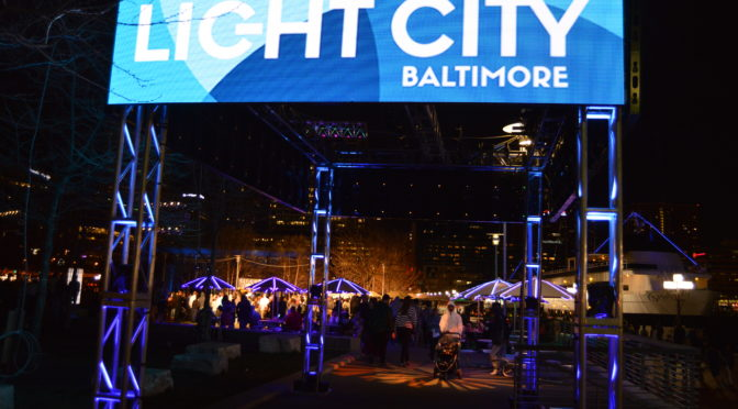 THE 2ND ANNUAL LIGHT CITY EVENT WAS A HUGE SUCCESS