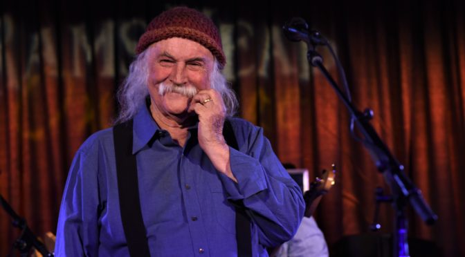 DAVID CROSBY & FRIENDS at RAMS HEAD ON STAGE